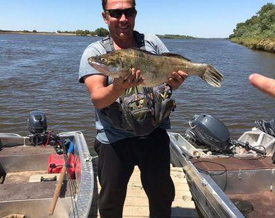 Июльская рыбалка на Ахтубе
